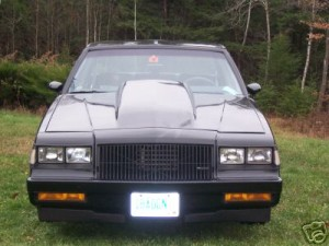 cowl induction buick hood
