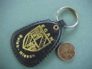 egan buick keychain