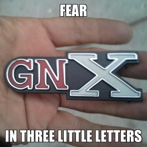 fear the gnx