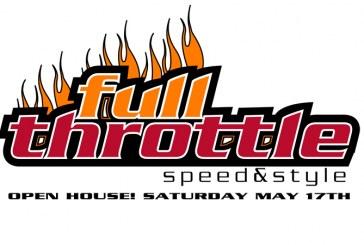MI: Full Throttle Open House May 17 2014