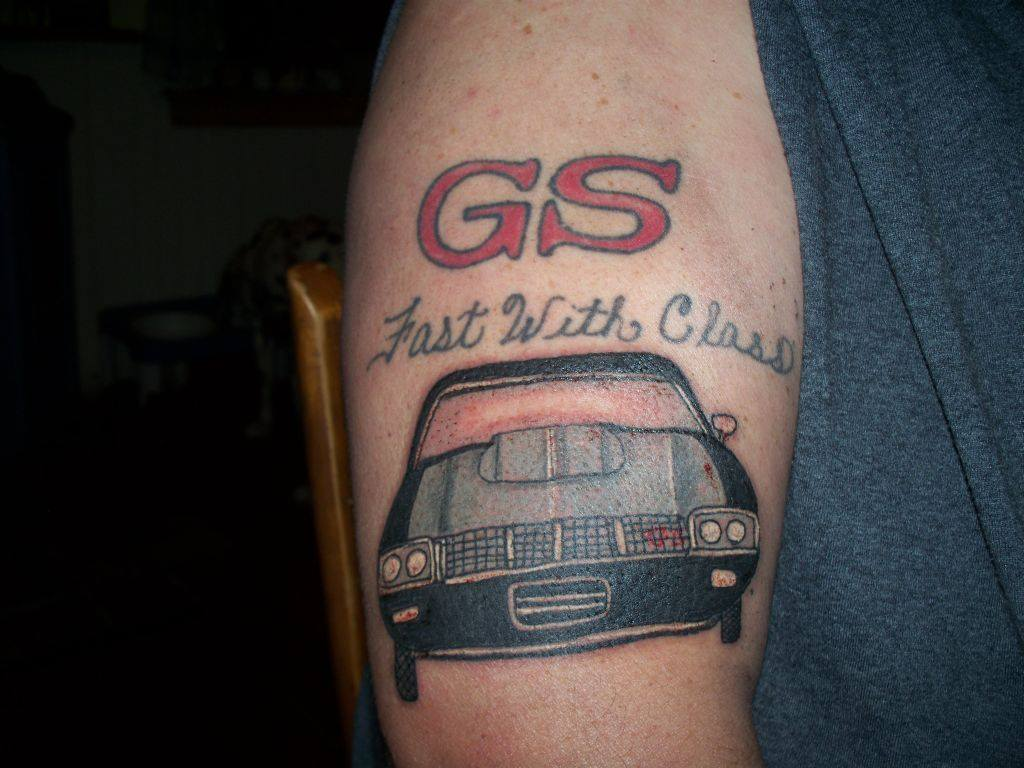 2017 Buick Grand National >> Turbo Regal Tattoos