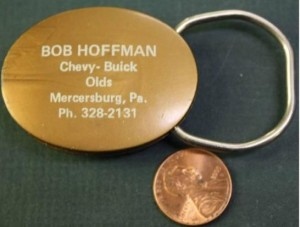 hoffman buick key chain