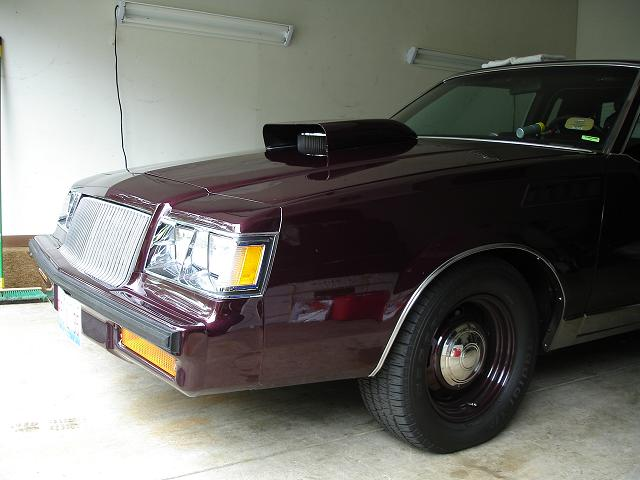 Buick Regal Exterior Mods