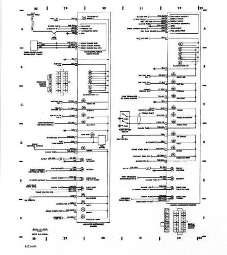 instrument wiring diagram