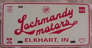 lochmandy motors plate