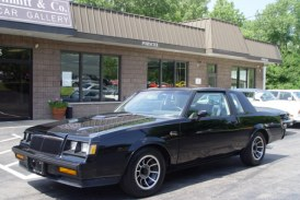 A Look at 1985 Buick Grand Nationals