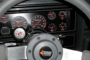 QEP Turbo Buick Regal Dash Setup