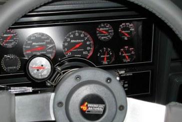 QEP Turbo Buick Regal Dash Setup