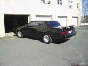 buick rear spolier