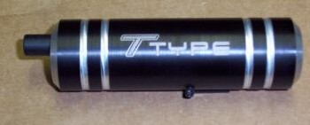 ttype aluminum billet shifter handle