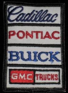 Cadillac Pontiac Buick GMC Trucks Dealership Patch
