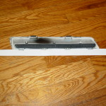 buick grand national hood vent template