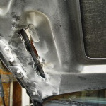 underside turbo regal hood