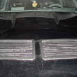 buick regal hood vents