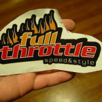 full throttle decal
