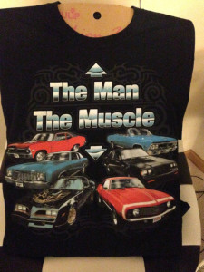 The Man The Muscle T Shirt
