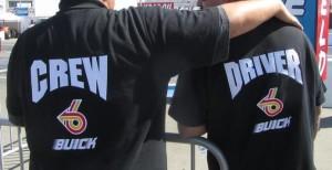 buick crew driver shirt