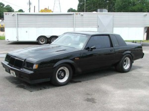 buick grand national hood vent