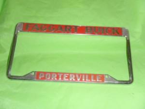 faggart buick porterville