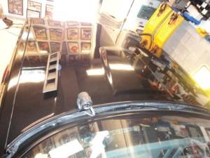 buick gnx hood vents 2