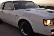 Buick Grand National Hood Vents