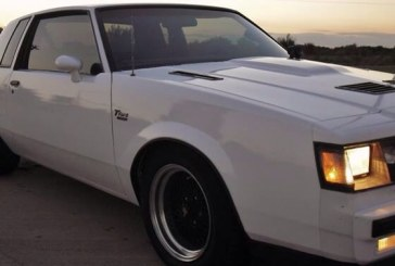 Buick Grand National Hood Vents