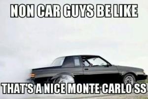 non car guys