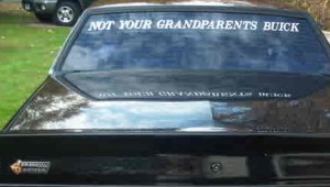 not your grandparents buick