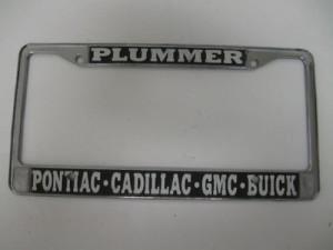 plummer buick frame