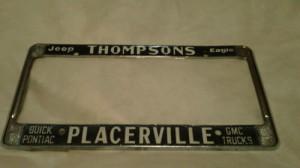 thompsons buick