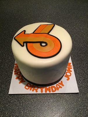 turbo buick cake