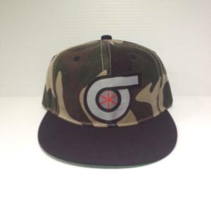 turbo snapback cap