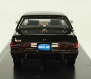 Auto World 1 43 1985 Buick Grand National Black