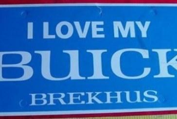 Buick Car Lot Custom Dealer Plates