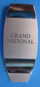 BUICK GRAND NATIONAL MONEY CLIP