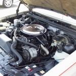 1984 hurst olds engine