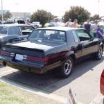 buick grand national at car show