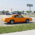 orange cutlass