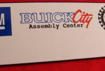 Buick Badges & Buttons