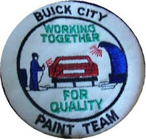 buick city button