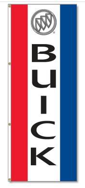 buick dealer flag