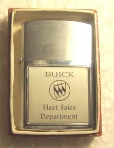 buick fleet sales cigarette lighter