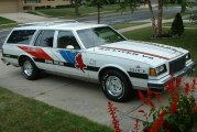 Buick Pace Car Station Wagon