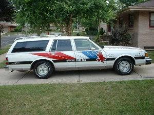 buick pace car station wagon 2