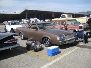 buick regal camino mix