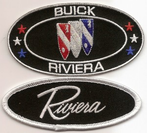 buick riviera patch