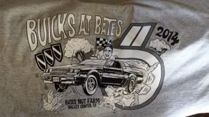 buicks at bates 2014 shirt