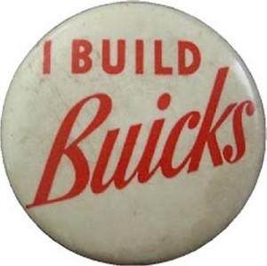 i build buicks button