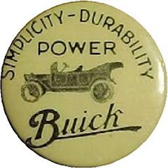 simplicity buick button