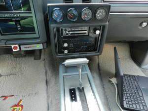 4 gauge panel
